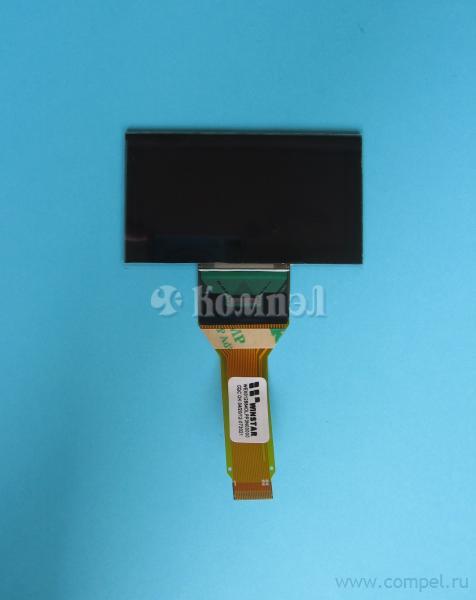 """от 15шт.  Равноценная замена Дисплей - Тип: OLED, графический; Диагональ: 2.7  """"; Контроллер: SSD1305T7R1; Графика..."""