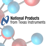 National Products from Texas Instruments