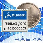 ГЛОНАСС-модуль ML8088s
