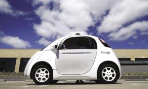 Рис. 3. Беспилотные автомобили могут стать локомотивом, который поведет электронную промышлен- ность к светлому будущему