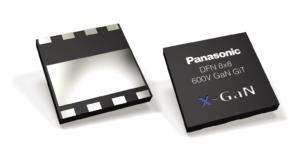 Рис. 5. Драйвер для мощного GaN-транзистора Panasonic X-GaN