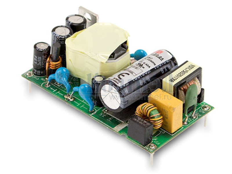 MW Mean Well EPS-25-5 5V 5A 25W Single Output Switching Power Supply