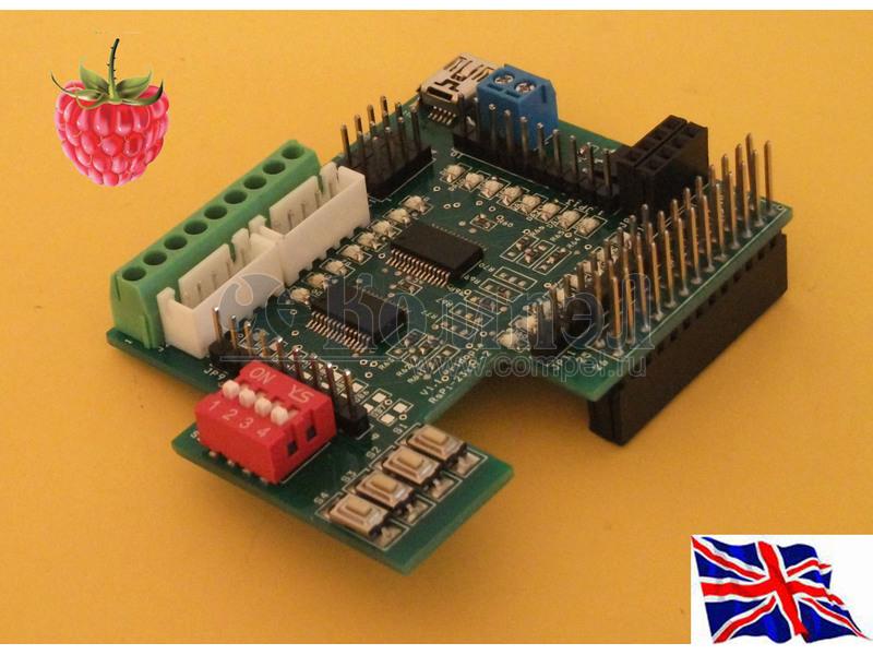 Intel Edison Kit w/ Arduino Breakout Board Raspberry Pi