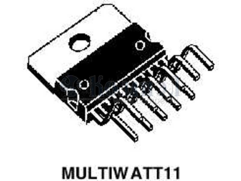 u0421 u0435 u0440 u0438 u044f tda7391  st microelectronics