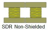 Non-Shielded