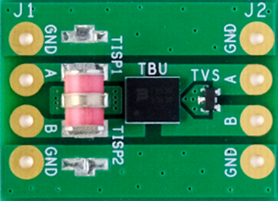 Рис. 11. Отладочная плата RS-485 Port Protection Evaluation Board 4