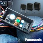 Увеличено рабочее напряжение в конденсаторах Panasonic серии ECQUA класс X2. Компэл